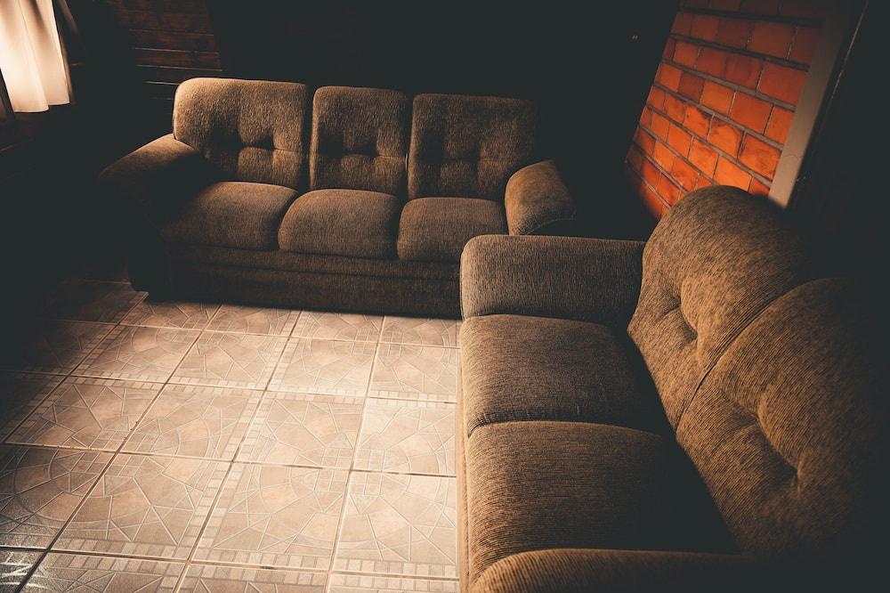 Tradičná chata - Obývačka