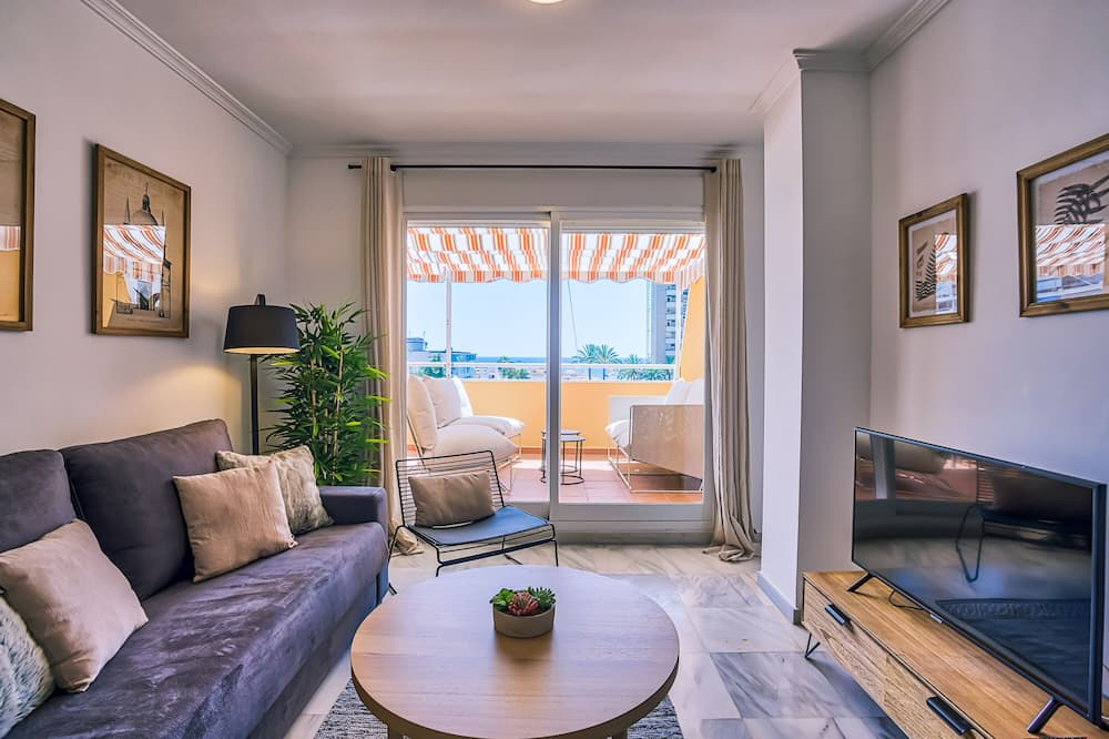דירה, 2 חדרי שינה - סלון