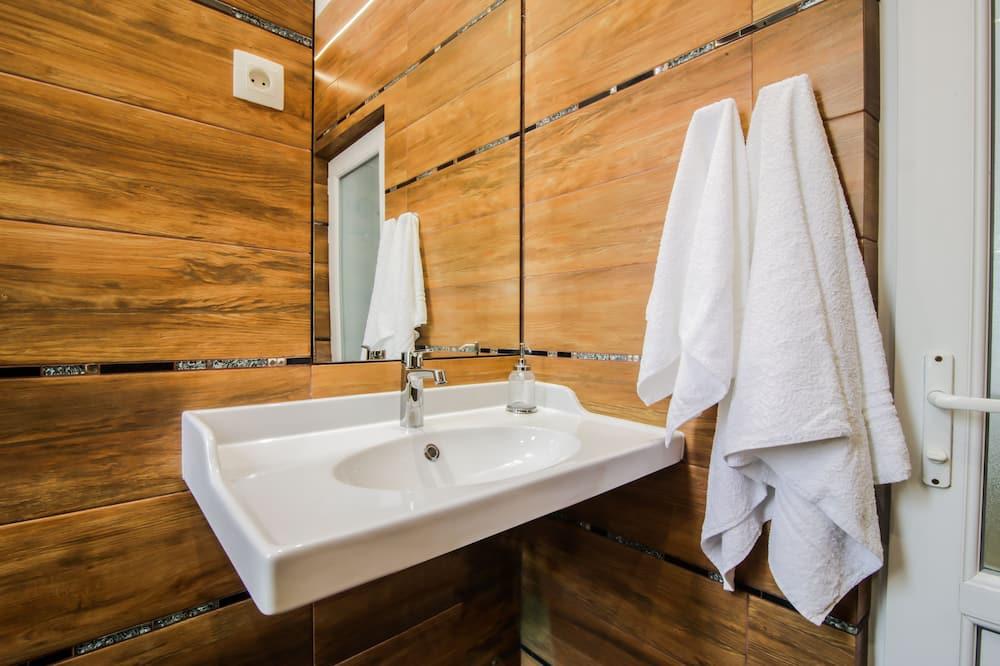 浪漫雙人房 - 浴室