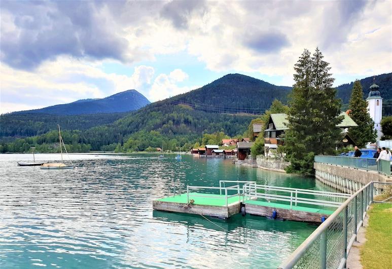 Ferienwohnung Royal Walchensee, Kochel am See, Lake