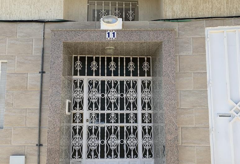 Residencia Anouar, Tetouan, Property entrance
