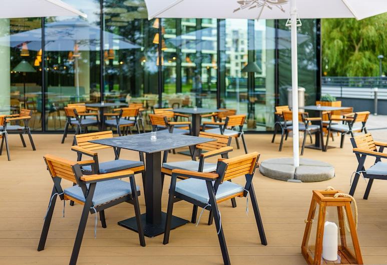 Seaside Park Hotel, Kołobrzeg, Taras/patio