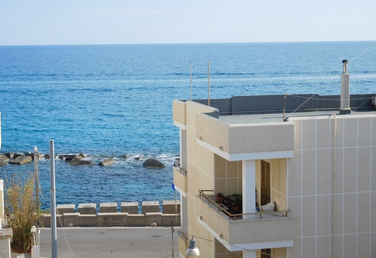 Cala Scirocco, Gallipoli, Kambarys šeimai, balkonas, vaizdas į jūrą, Svečių kambarys