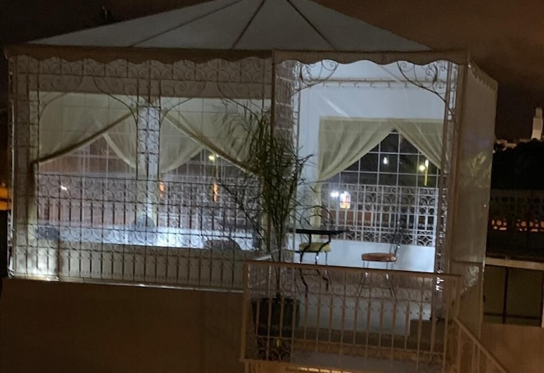 Riad Najiba, Rabat, Terrace/Patio