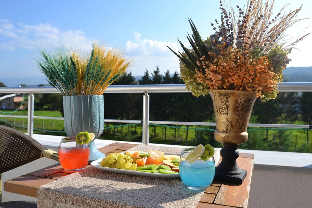 Deluxe-Doppelzimmer - Terrasse/Patio