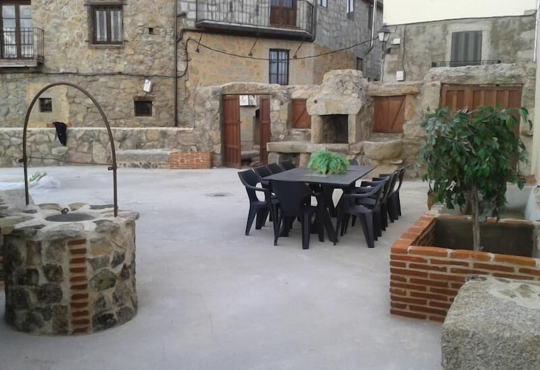 Casa Rural Menta y Canela, Тортолес, Коттедж, 5 спален, терраса, Терраса/ патио