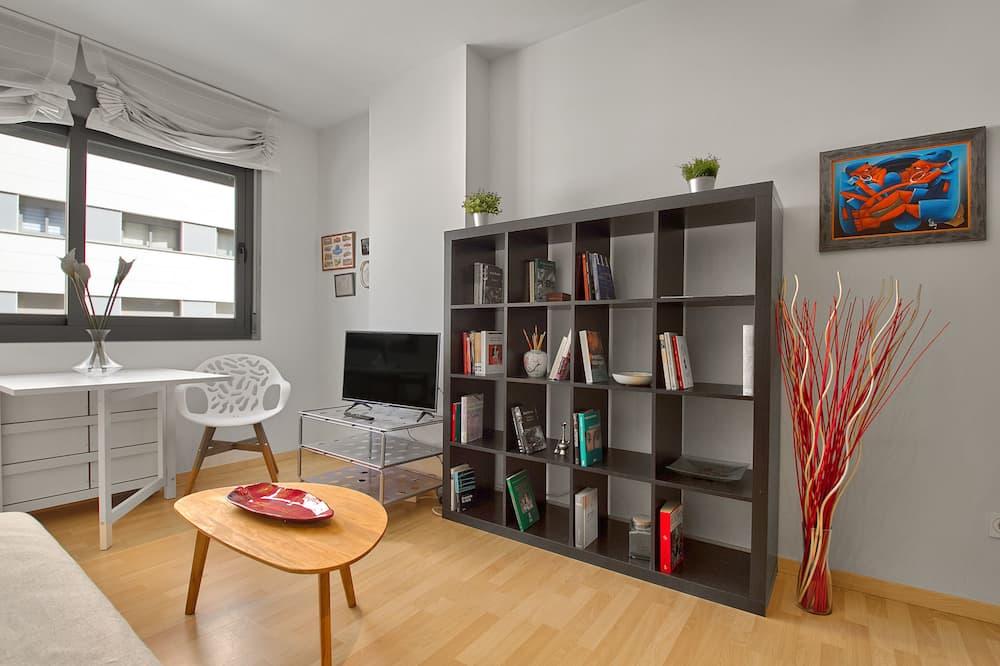 Appartement, 1 chambre - Salle de séjour