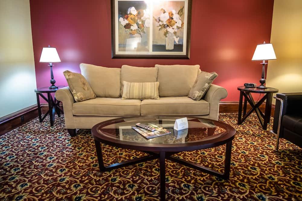 The Hildreth Room - 客廳