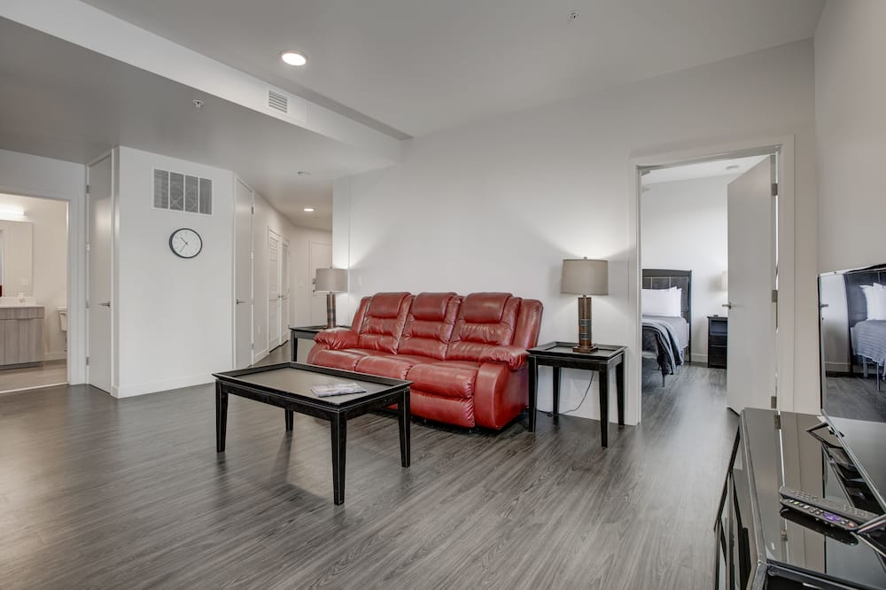 Standard Condo - Living Area
