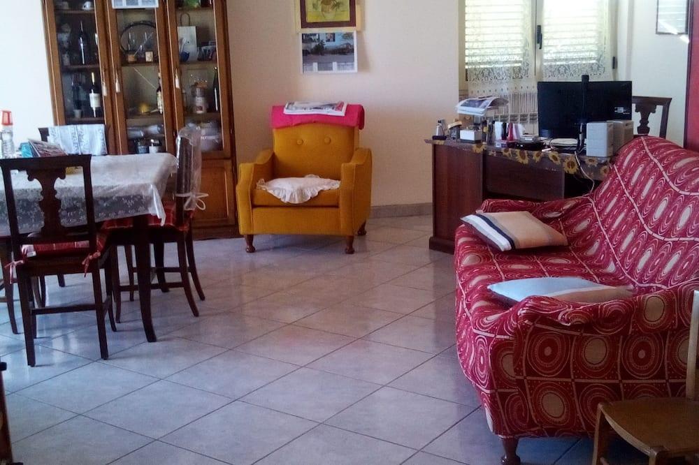 Pokoj Classic s dvojlůžkem - Obývací prostor