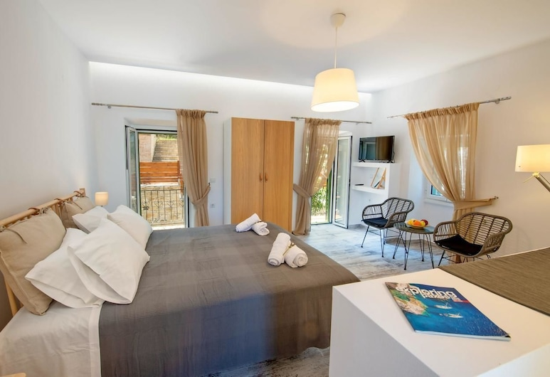Loggos Couple Suite By Konnect, Paxos, Apartment, 1 Bedroom, Room