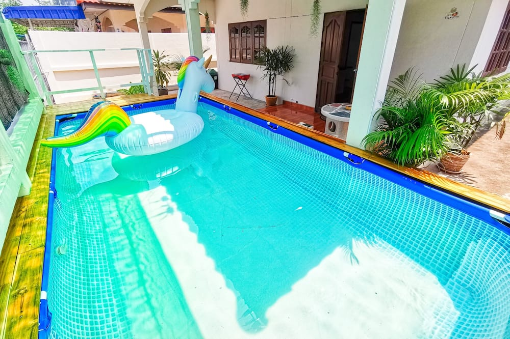 House, Pool View - Kolam renang persendirian