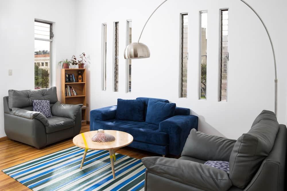 Economy Shared Dormitory - Living Room