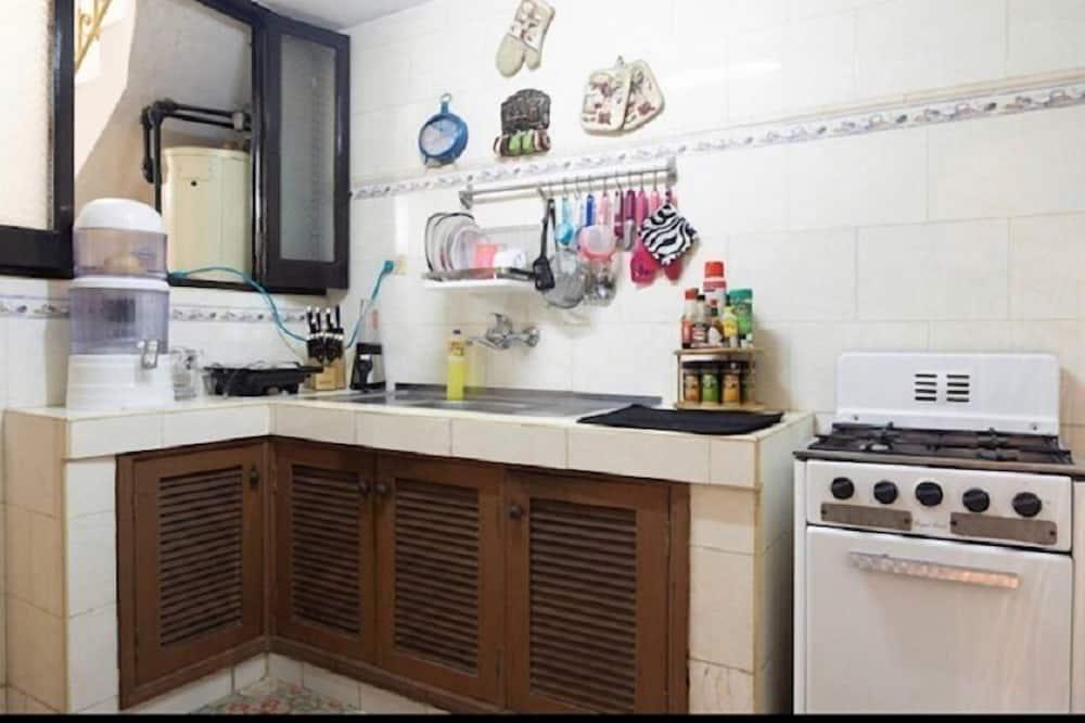 Dvojlôžková izba, 1 dvojlôžko - Spoločná kuchyňa