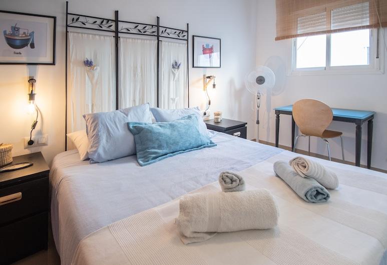 Apartamento Lavandula Cadiz, Cadiz, Apartament, 2 sypialnie, Pokój