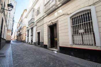 Cadiz — zdjęcie hotelu Apartamento Lavandula Cadiz