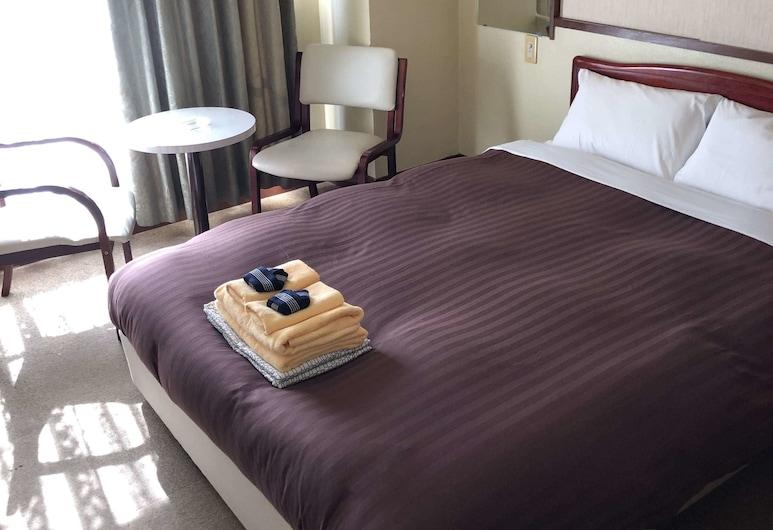 Kinuya Hotel, Tokyo, Basic Double Room, Smoking, Guest Room