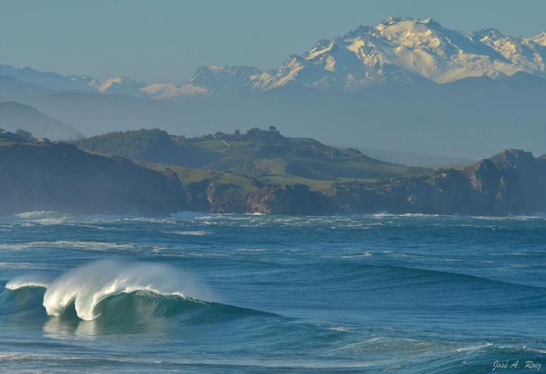 La Surferia, Suances, Pláž