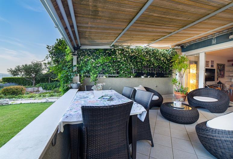 Zen Luxury Apartment, Split, Apartmán, Terasa