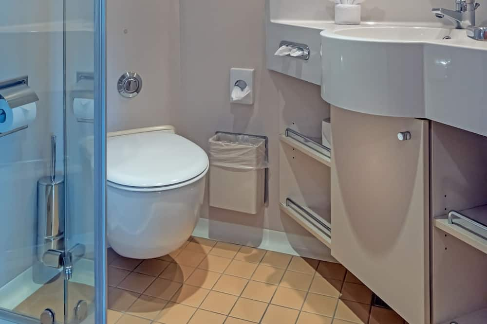 Comfort Double or Twin Room, Non Smoking, City View - Bathroom