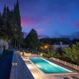 Luxe villa, en-suite badkamer, uitzicht op zwembad - Buitenkant