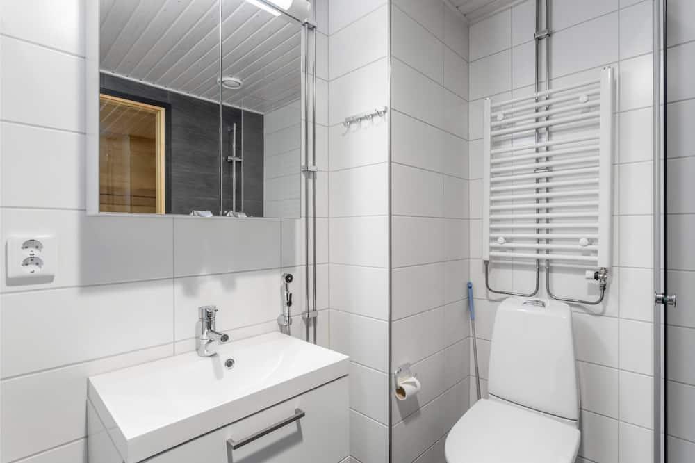 Appartamento, sauna - Bagno