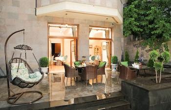 Naktsmītnes Museum Street Hotel Yerevan attēls vietā Erevāna