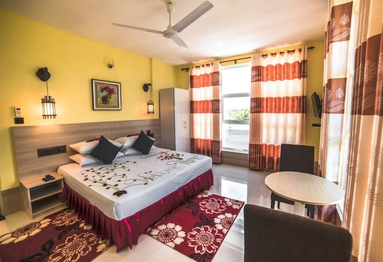 Green Wing, Hithadhoo, Standard Duplex, Guest Room