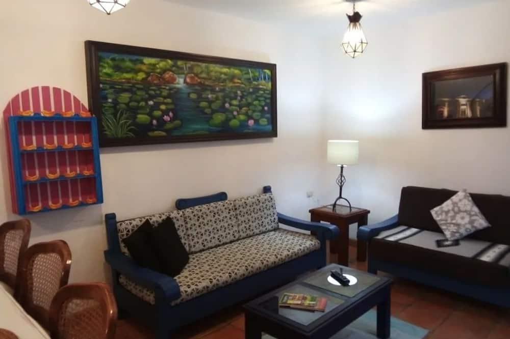 Standard-Apartment, 1 Schlafzimmer, Nichtraucher - Wohnbereich