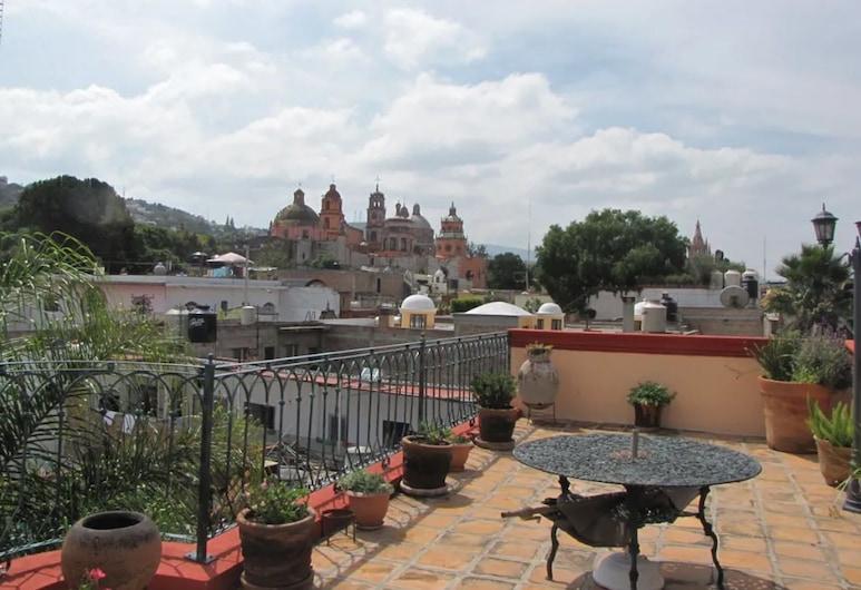 Quinto Sol 4 Departamento, San Miguel De Allende, Αίθριο/βεράντα