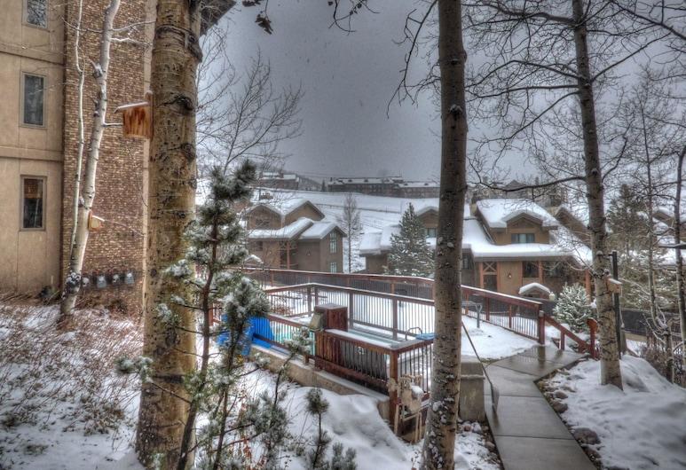 Lift Tickets SKI TO Your Door Free Wifi Deck + HOT TUB, Steamboat Springs, Appartamento, Parco della struttura