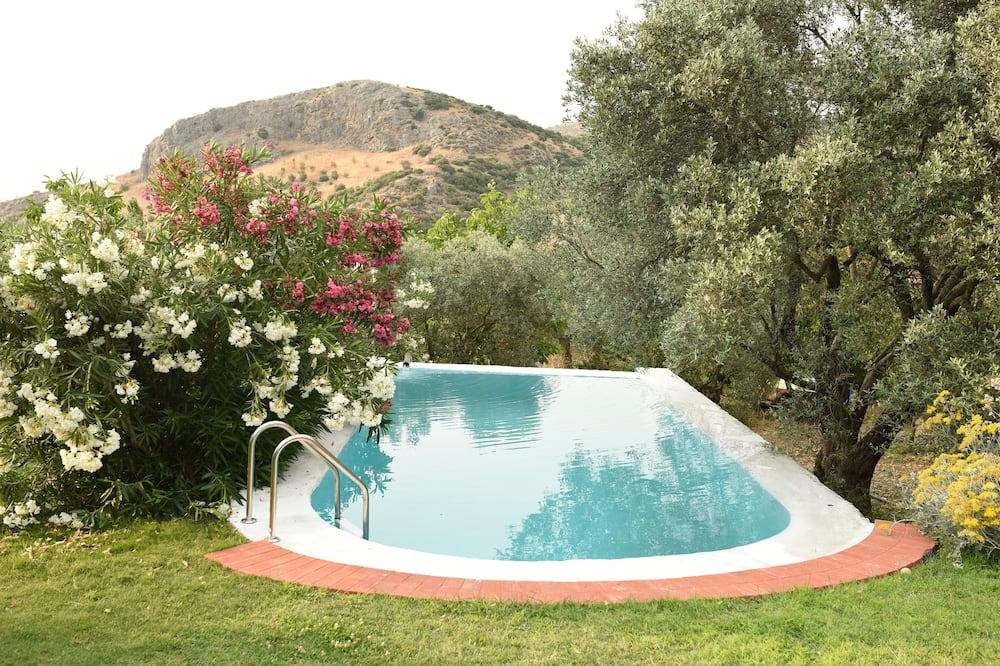 Traditional Villa, 4 Yatak Odası - Özel havuz