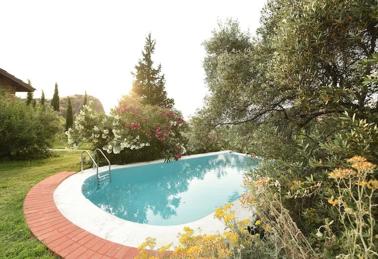 迪米特鄉村莊園別墅酒店, 塞爾庫克, 傳統別墅, 4 間臥室, 私人泳池