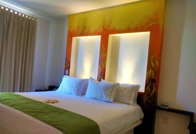 Hotel Bolom Ajaw, Comitán de Domínguez, Habitación doble empresarial, Habitación