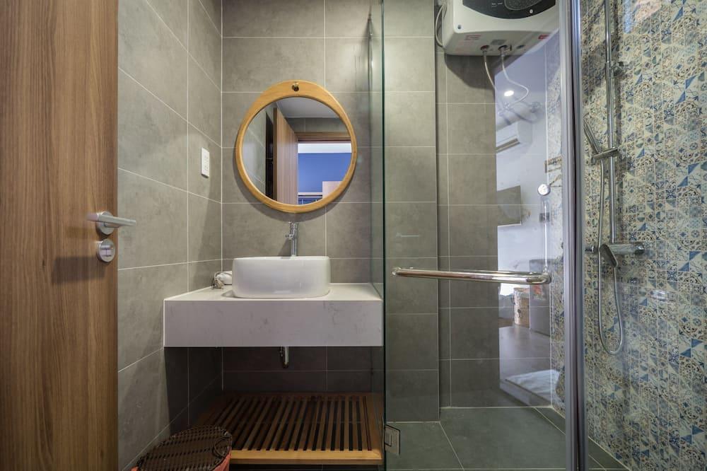 Standard-Doppelzimmer, 1 Schlafzimmer, Nichtraucher - Badezimmer