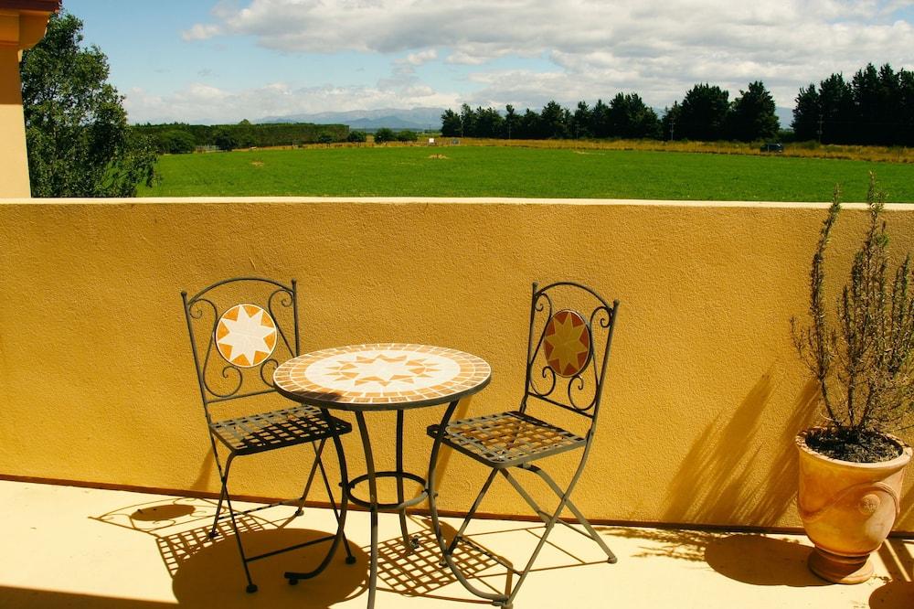Superior tweepersoonskamer (Luxury Oak Room) - Balkon