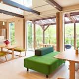 Cottage No.3 SOYOKAZE - Living Room