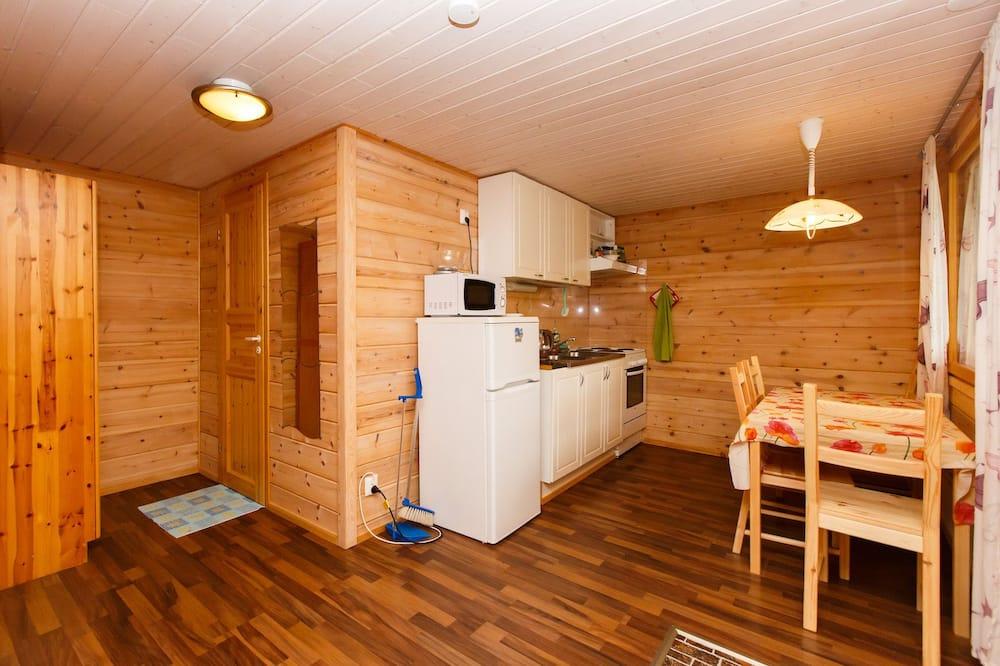 Ferienhaus, 1 Schlafzimmer (№19) - Wohnbereich