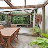 Ferienhaus, 2Schlafzimmer - Terrasse/Patio