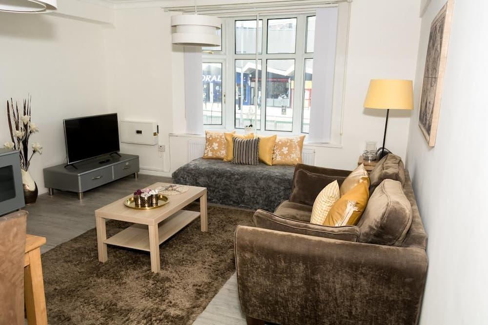 Premier Apartment - Living Area