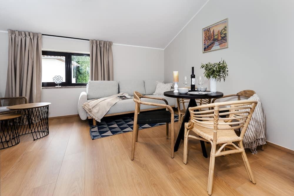 Appartamento Superior, 1 camera da letto, terrazzo - Area soggiorno