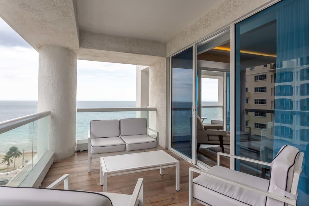 Külaliskorter (1 Bedroom) - Terrass