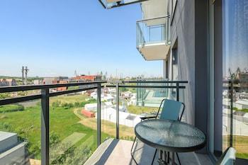 Nuotrauka: Apartamenty Apartinfo Bastion Walowa, Gdanskas