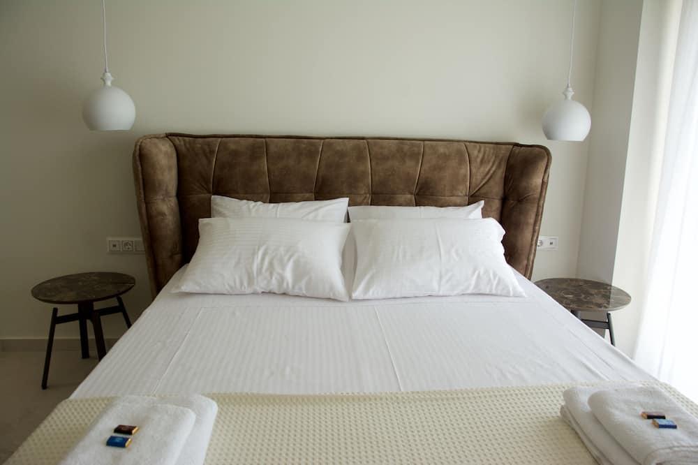 Paaugstināta komforta divvietīgs numurs, skats uz jūru - Dzīvojamā istaba