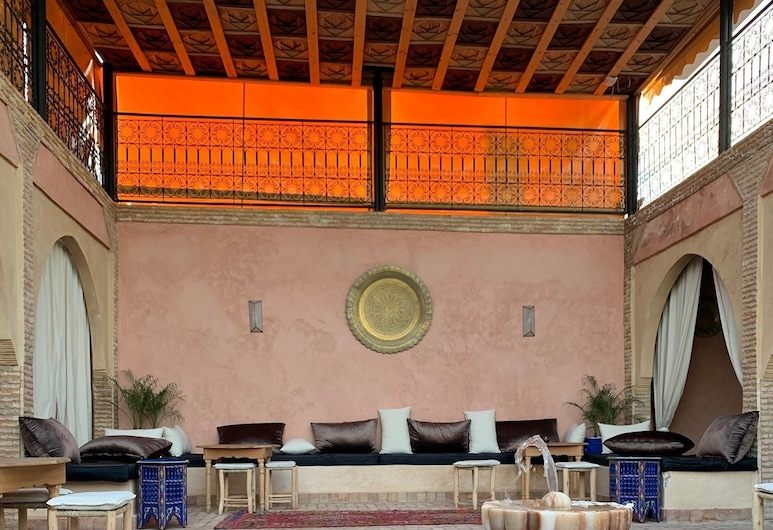 Riad Koutoubia Royal Marrakech, Marrakech, Terrasse/veranda