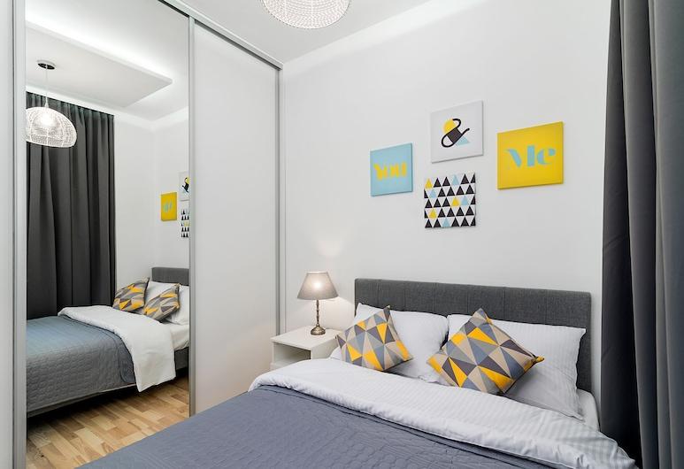 By the River Stylish Apartment, Βαρσοβία, Superior Διαμέρισμα, Δωμάτιο