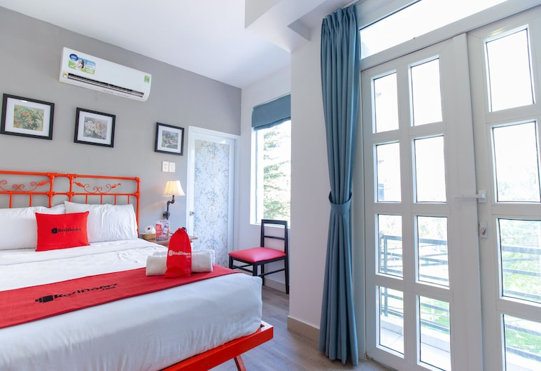RedDoorz @ Trung Son Residence 2, Ho Chi Minh City, Deluxe Room, Guest Room