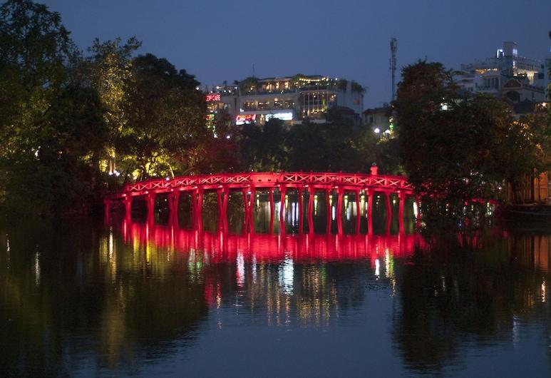 RedDoorz Plus near Van Mieu Quoc Tu Giam, Hanoi, Teren przynależny do obiektu