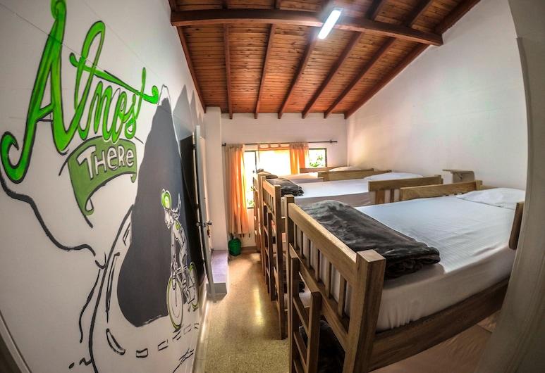 Laureles Medellin Hostel, Medellin, Delad sovsal - Standard, Gästrum
