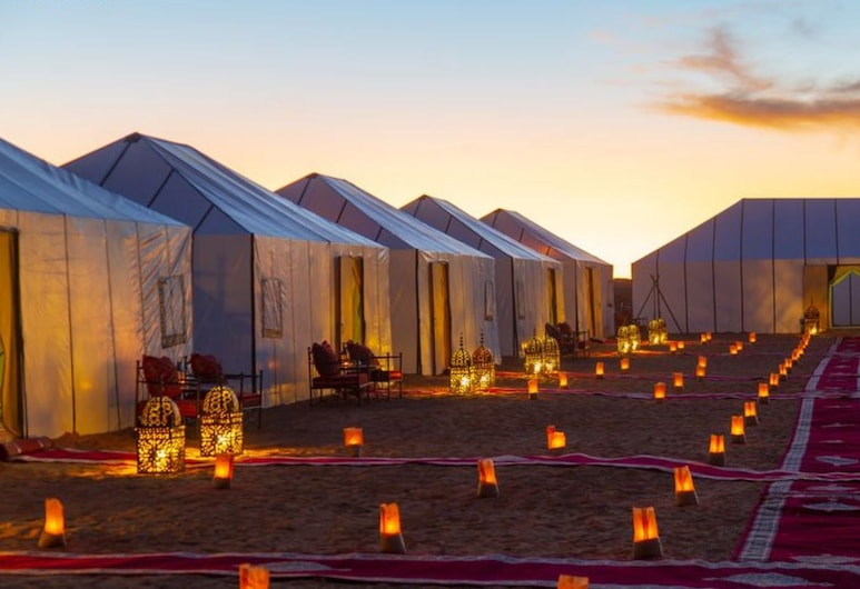 Tassili Luxury Desert Camp, Taouz